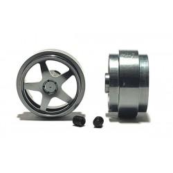 Llanta Aluminio 15.8 x 8.5mm Sebing para eje 2.38mm