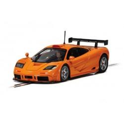 McLaren F1 GTR Orange