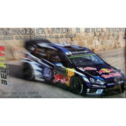 Kit Volkswagen Polo R WRC 2016 Rally Montecarlo 2016