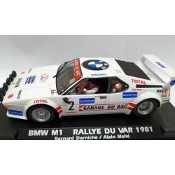 BMW M1 Rallye Du Var 1981