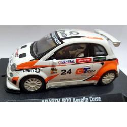 Abarth 500 Assetto Corse Trofeo Portogallo 2014