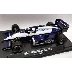Formula 86/89 Blue Olivetti