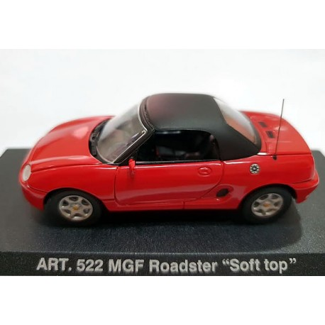 MGF Roadster Soft Top escala 1/43