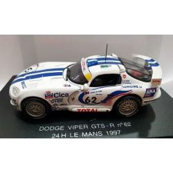 Dodge Viper GTS-R 24h Le Mans 1997 escala 1/43