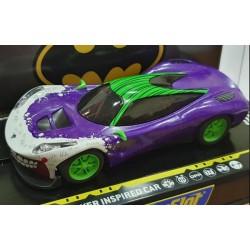 Joker Inspired Car