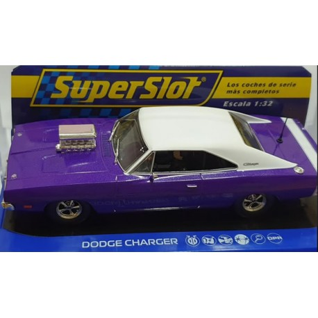Dodge Charger RT Purple