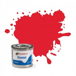 Pintura Emanel Ferrari Red gloss 220 Humbrol 14ml