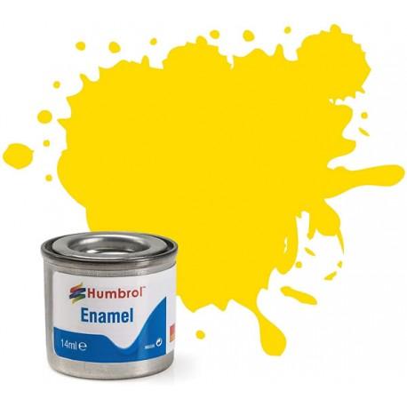 Pintura Emanel Bright Red gloss 19 Humbrol 14ml