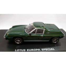 Lotus Europa Special Green escala 1/43 Kyosho
