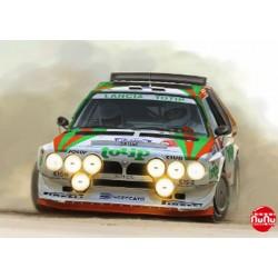 Kit 1/24 Lancia Delta S4 Totip Rally Sanremo 1986