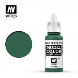 Pintura acrilica Verde claro Model Color 70.942