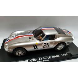 Ferraro GTO 24h Le Mans 1963 Pierre Dumay
