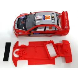 Chasis lineal Mitsubishi Lancer compatible Ninco
