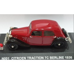 CitroënTraction 7C Berline 1934 escala 1/43