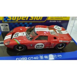 Ford GT40 Red