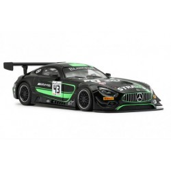 Mercedes AMG Strakka Racing 2018 Green 43