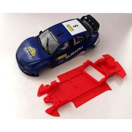 Chasis Subaru Block AW compatible Avan