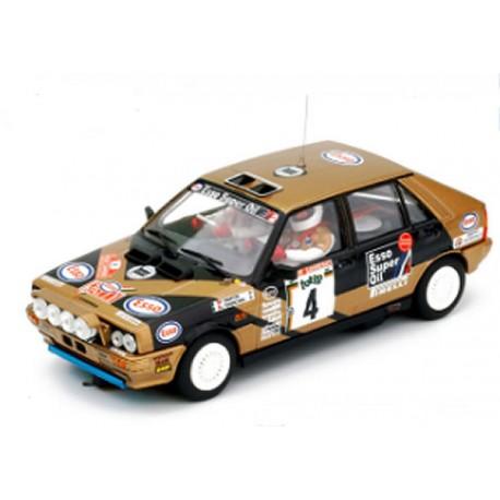 Lancia Delta HF 4WD Rally San Remo 87