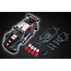 AM DBR9 Modena kit AW negro