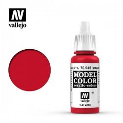 Pintura acrilica Magenta Model Color 70.945