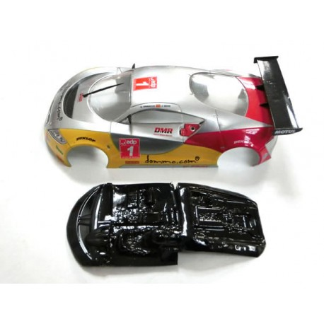 Lexan Velocidad Cupra compatible Scalextric