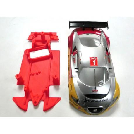 Chasis Hybrid Cupra compatible con Scalextric