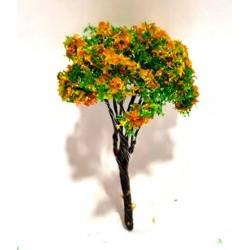 Árbol decoración de 7 cm aprox.