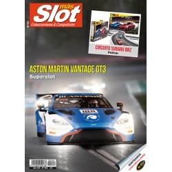 Revista Masslot Diciembre 2010 nº222 Aston Martin Vantage GT3