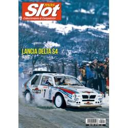 Revista Masslot Diciembre 2010 nº221 Lancia Delta S4