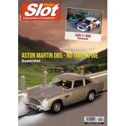 Revista Masslot Noviembre 2010 nº221 Lancia Delta S4