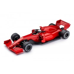 Monoposto Modern F1 Red