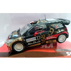 Citroën DS3 WRC Loeb- Elena