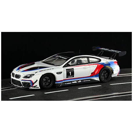 BMW M6 GT3 M Power Presentacion Frankfurt