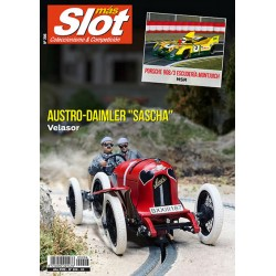 Revista Masslot Enero 2021 nº223 Nissan Slyline GT-R