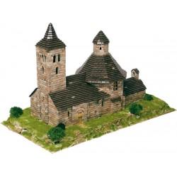 Iglesia de Vilac siglo XII kit de construccion Aedes