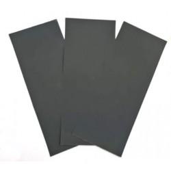 Papel lija fina para plastico, resina y metal 3 unidades 400