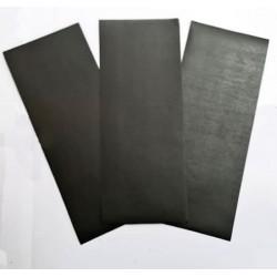 Papel lija fina para plastico, resina y metal 3 unidades 600