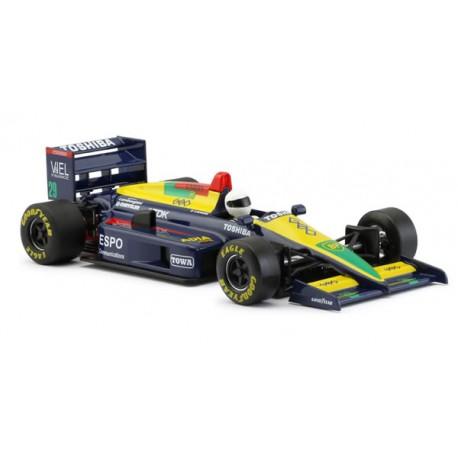 NSR Formula 86/89 Blue Toshiba