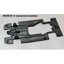 Chasis Radical I HARD compatible Scaleauto