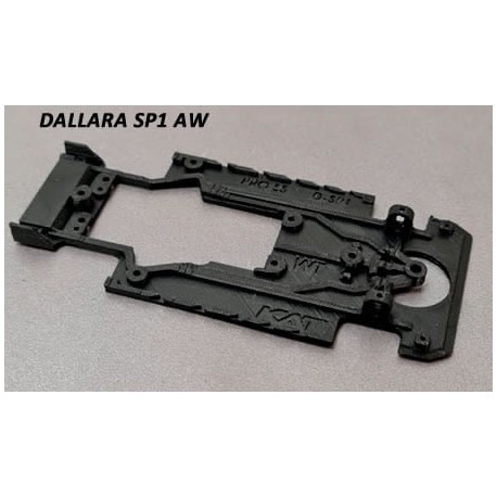 Chasis Dallara AW HARD compatible Sloting Plus