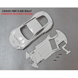 Chasis Aston DBR9 AW compatible B. Arrow