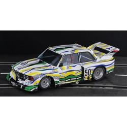 BMW Gr.5 Le Mans 24h 1977 Roy Lichtenstein Art Car