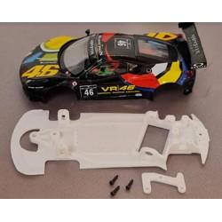 Chasis GT3 Italia AW compatible B. Arrow