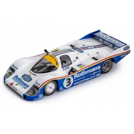 Porsche 956C LH n.3 Winner 24h. Le Mans 1983