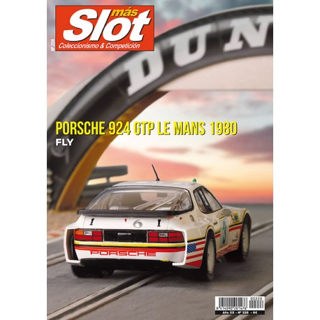 Revista Masslot Mayo 2021 nº227 Mini JCW Buggy Dakar 2020 Carlos Sainz