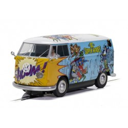 VW Panel Van T1b DC Comics