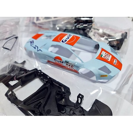 Ferrari GT3 Italia Gulf Kit para motar AW