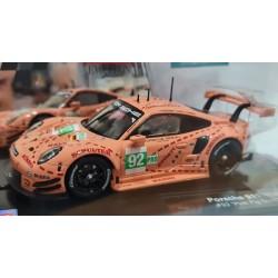 Porsche 911 RSR Pink Pig Design Carrera Evolution