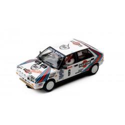 Lancia Delta 4WD Montecarlo 1987