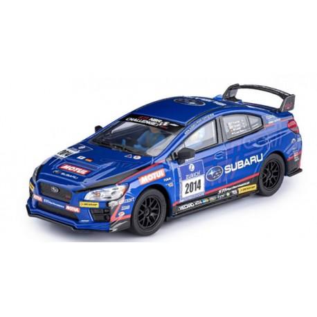 Subaru WRX STI 24h Nurburgring Presentacion 2014